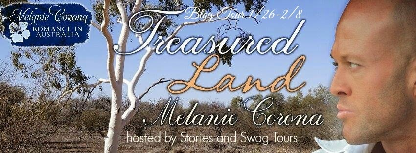 Treasured Land by Melanie Corona