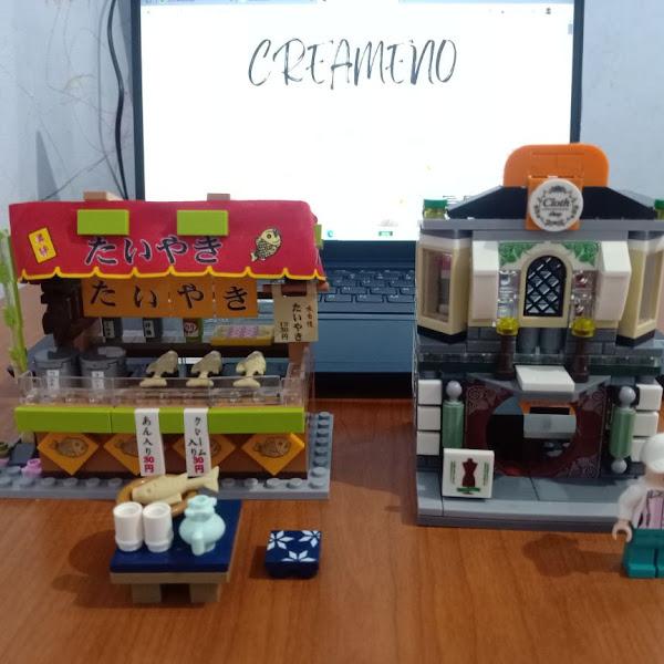Lego dari Creameno