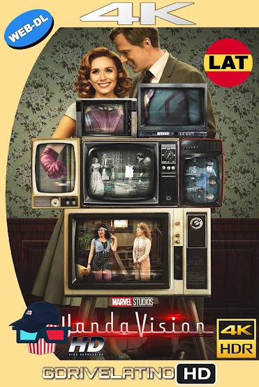 WandaVision (2021) Temporada 01 [06/09] DSNP WEB-DL 4K HDR Latino-Ingles MKV