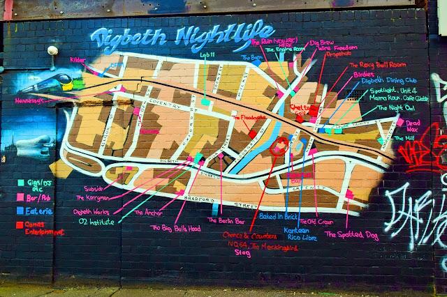 The Ruin, Floodgate Street, Digbeth, Birmingham