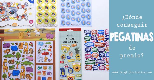 5 sitios donde conseguir reward stickers #pegatinasdepremio