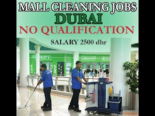 8th Pass Jobs Vacancy For General Cleaner Post in BERKELEY SERVICES UAE LLC For Dubai Location
