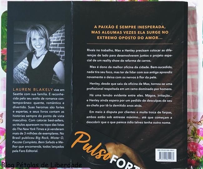 sinopse, livro, Pulso-Forte, Lauren-Blakely, Faro-Editorial,