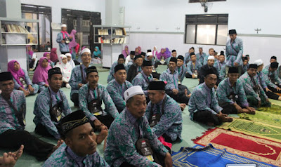 """Kelompok As-Syafa'ah  Jama'ah Haji 2017 """"Awal menuju Haji Mabrur"""""""