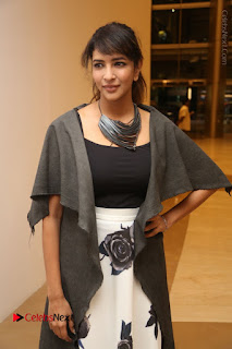 Actress Lakshmi Manchu Pos at Asian Para Badminton Championship Winners Felicitation Ceremony  0032.JPG