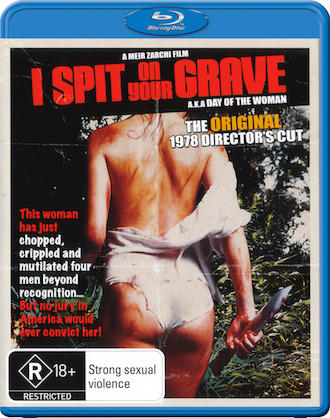 I Spit on Your Grave 1978 Hindi BluRay Download