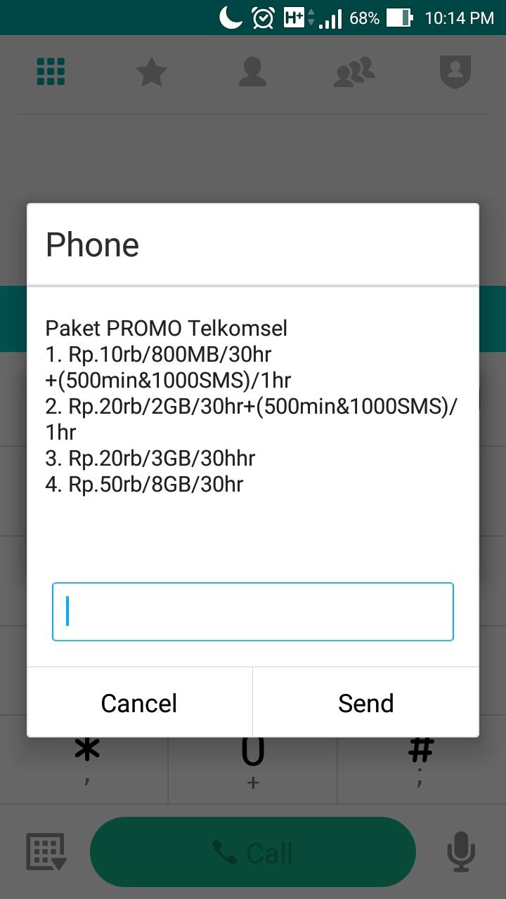 Internet Murah dengan paket terbaru dari telkomsel 2015