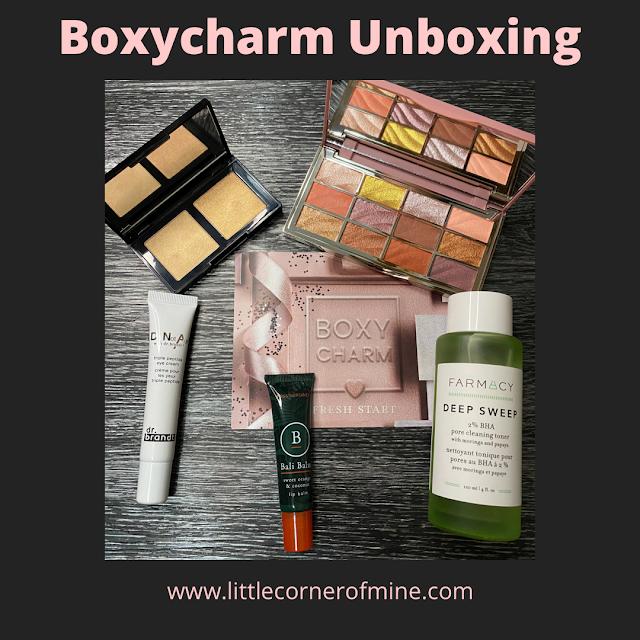 Boxy Charm Unboxing January 2021