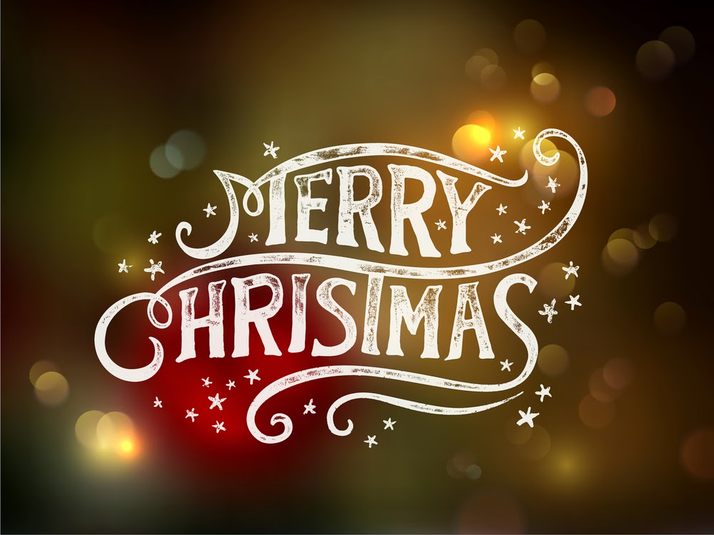 Happy Christmas HD wallpaper 2017