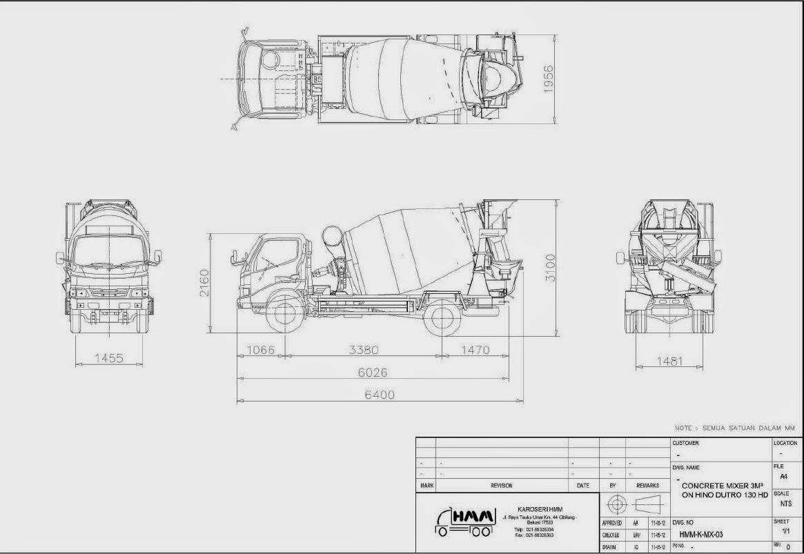 Hino Fc Motor Starter