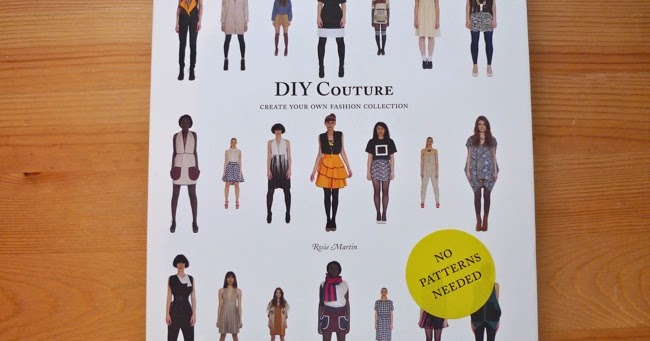 Tilly And The Buttons Diy Couture Book Review Giveaway