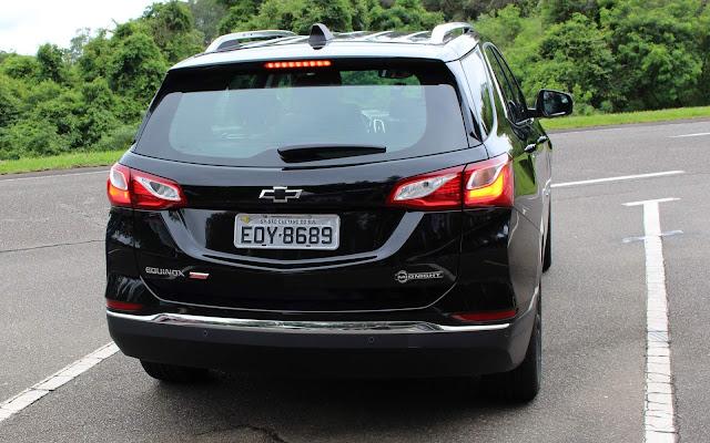 Novo Chevrolet Equinox 2020: fotos, preços e consumo