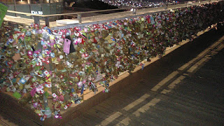 Namsan Tower Locks of Love