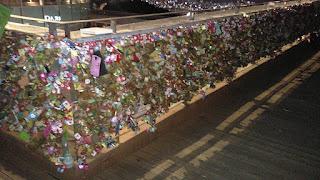 Namsan Tower Locks of Love