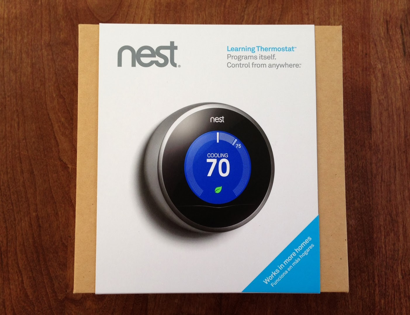 Mommy Blog Expert  Review Nest Learning Thermostat