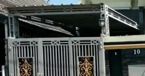 25+ Warna Cat Pagar Rumah Minimalis Terbaru Paling Modern ...
