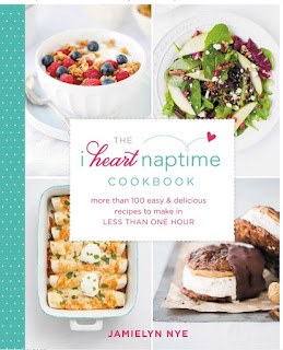 download ebook The I Heart Naptime Cookbook: More Than 100 Easy & Delicious Recipes to Make in Less Than One Hour