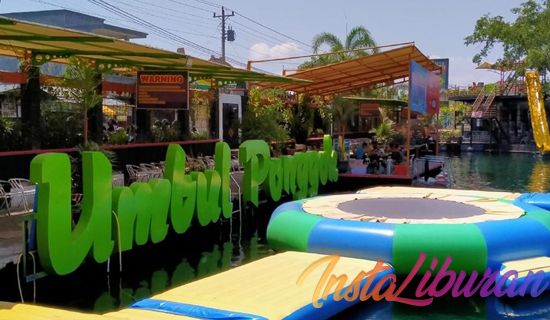 InstaLiburan - Umbul Ponggok Klaten Wisata Bawah Air Yang Instagramable