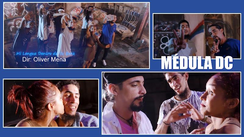 Médula DC - ¨Mi lengua dentro de tu boca¨ - Videoclip - Director: Oliver Mena. Portal Del Vídeo Clip Cubano