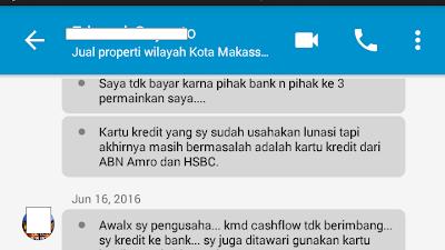 Dipermainkan Debt Collector Bank