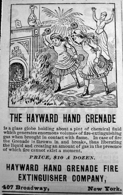 Fire Grenades