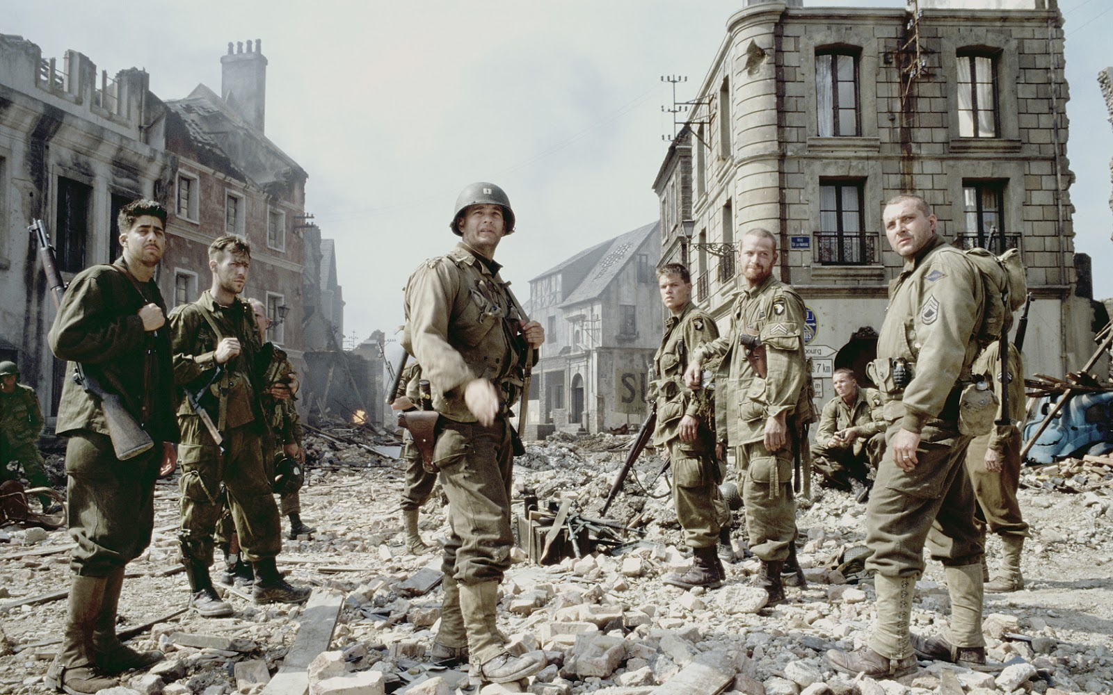 11 Anti-war And Anti-fascism Movies You Really Have To Watch - Saving Private Ryan