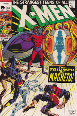 X-Men #63, Magneto