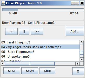 Random Guy Developer Blog: How to make your own audio mp3