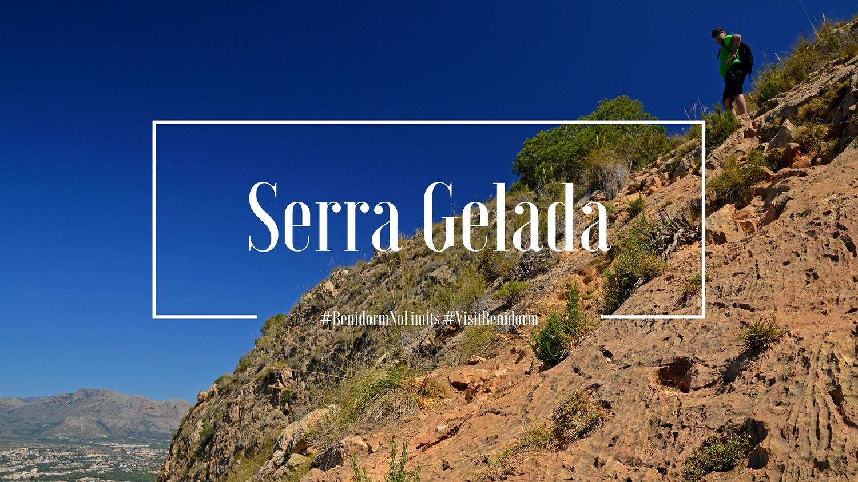 Benidorm Park Krajobrazowy Parque Natural de la Serra Gelada