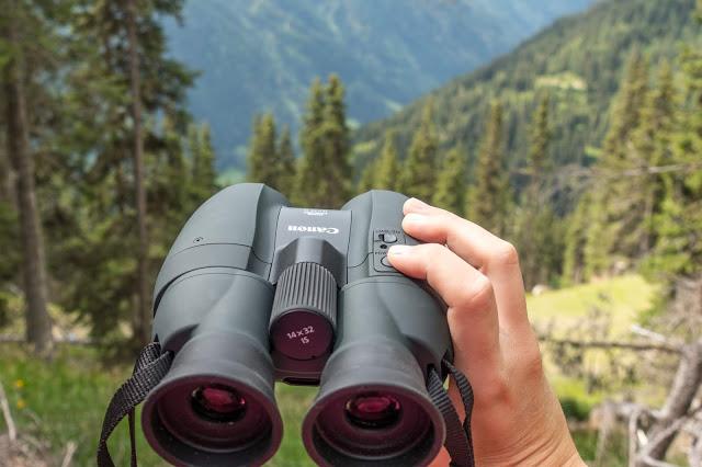 Canon 14x32 IS  Fernglas mit 14fach Vergrößerung und Bildstabilisator 07