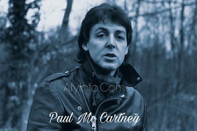 Gambar Paul Mc Cartney
