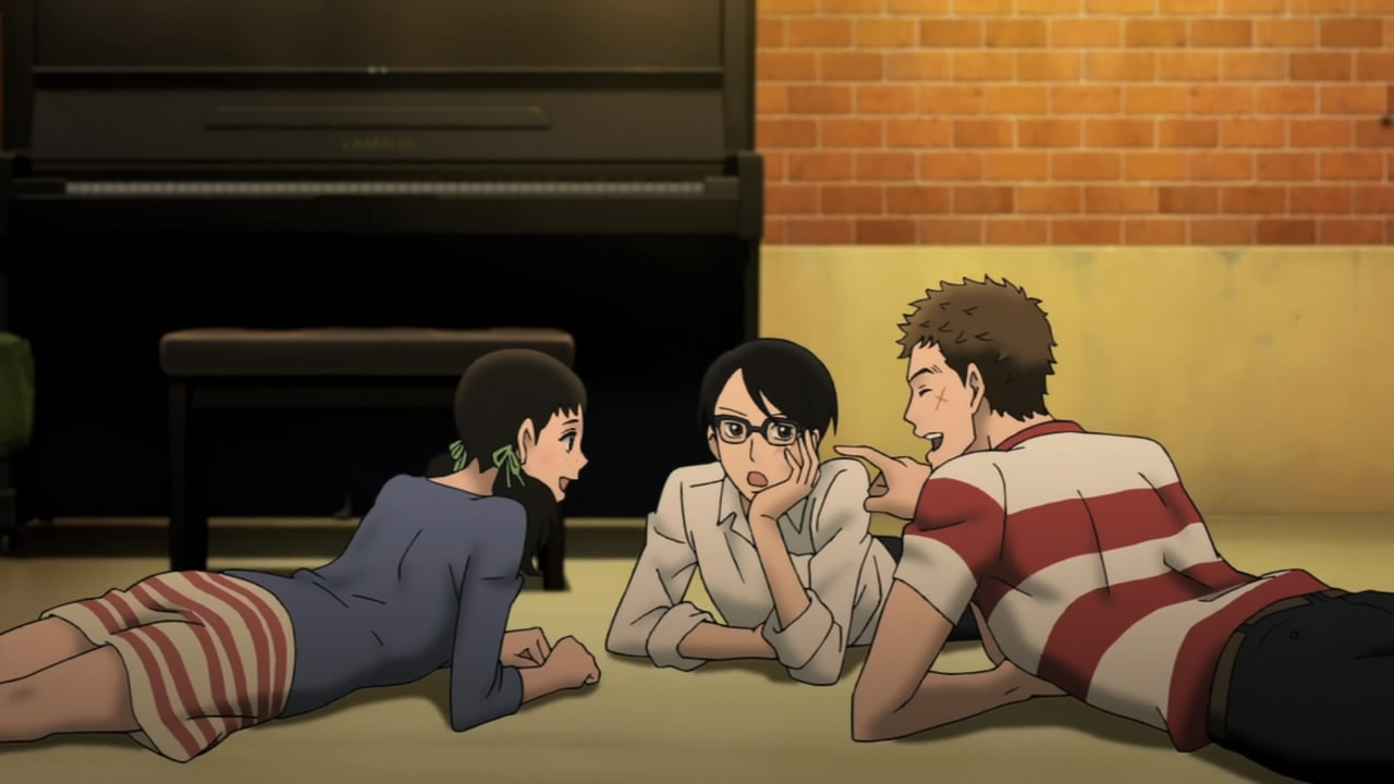 Sakamichi No Apollon Subtitle Indonesia [ 01 - 12 ]
