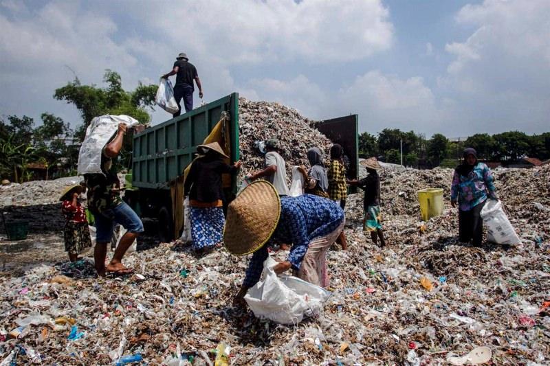 Lixo na Malásia