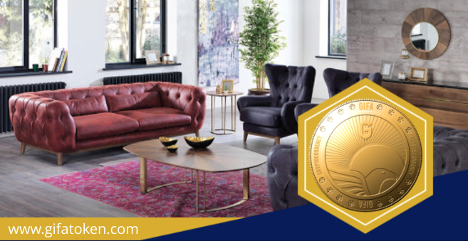 Buy The Furniture With GIFA Token