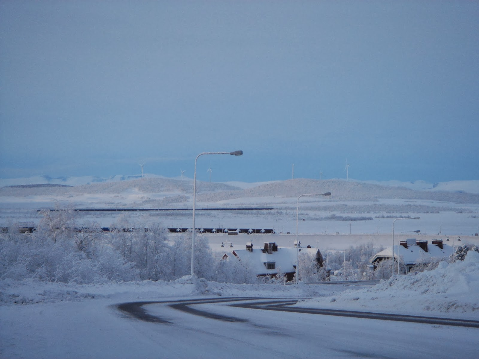países con noches blancas Lapland, Suecia festival de kiruna