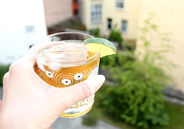 Oppskrift Lime Limonade Hjemmelaget Iste Leskedrikk Sukkerfri