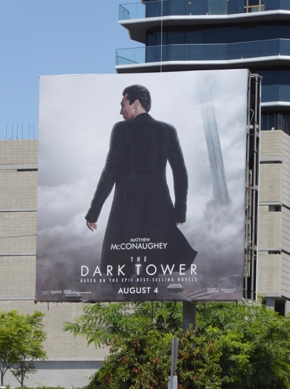 Man in Black Dark Tower billboard