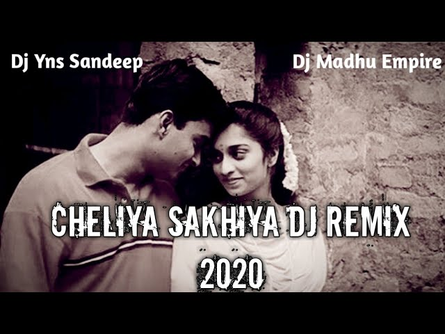Cheliya Sakhiya Dj Song 2020 Pachanidaname Dj Remix Song 2020 Dj Yns Sandeep Dj Madhu Empire [NEWDJSWORLD.IN]