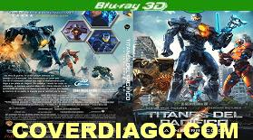 Pacific rim uprising BLURAY 3D - Titanes del pacifico 2