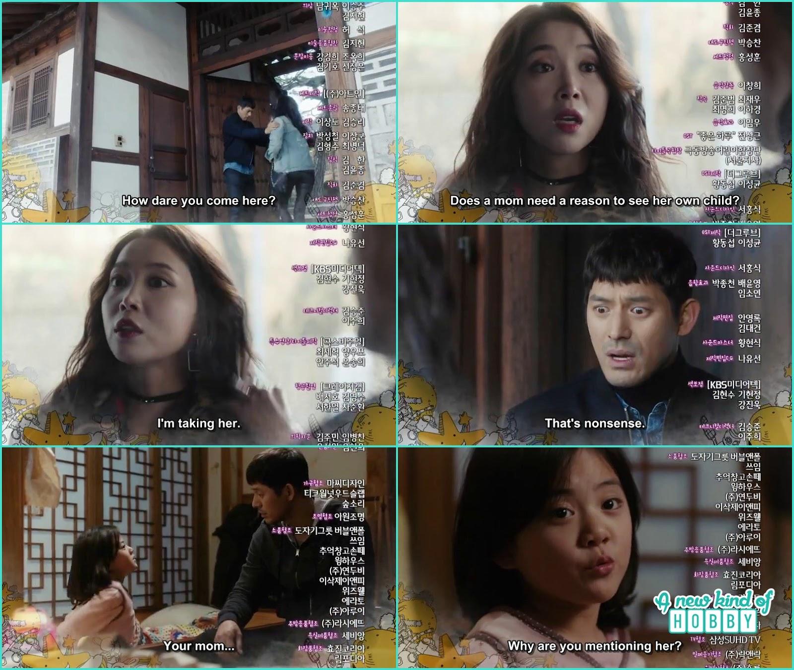 Will Guem Bi Accept her Biological Mother - Oh My Geum-Bi