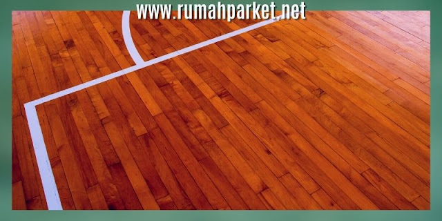 lantai untuk lapangan basket - lantai kayu solid merbau