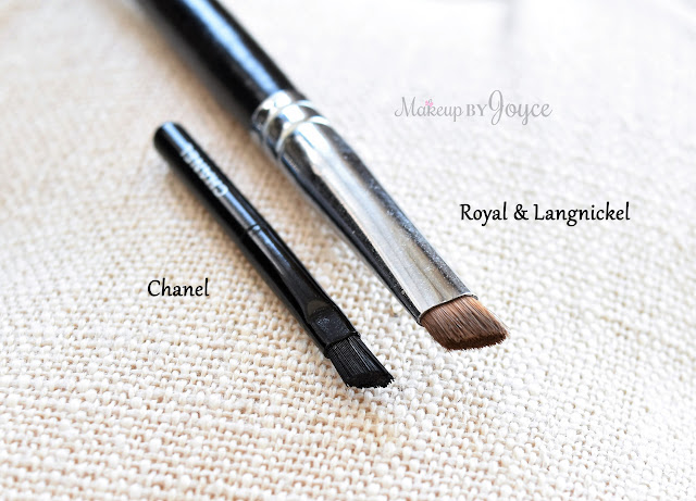 Royal & Langnickel Silk Sable Brow Angled BC530 Brush Review