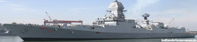 Mazagon Dock To Deliver INS Visakhapatnam By Oct, INS Vela By March To Indian Navy