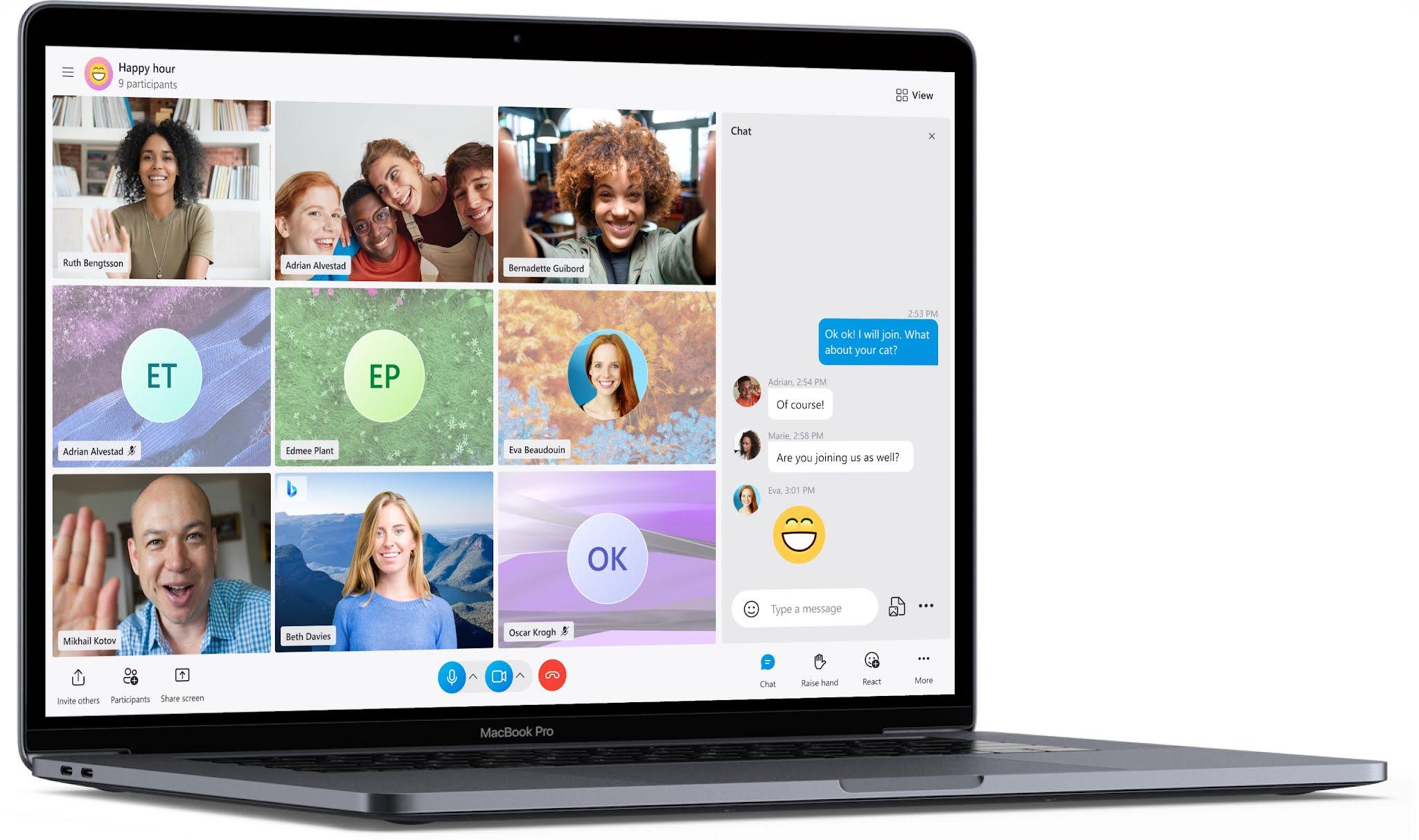 Microsoft rinnova completamente Skype su tutte le piattaforme