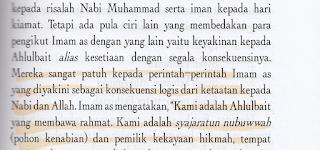 Aqidah Syiah: Ahlulbait Adalah Pohon Kenabian
