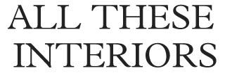 All these interiors blog logo