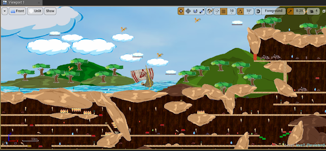 2D Game Screenshot