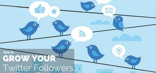 how to grow twitter followers fast improve social media marketing