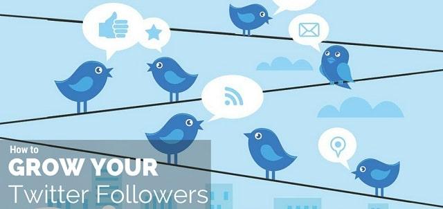 how to grow twitter followers fast improve social media marketing