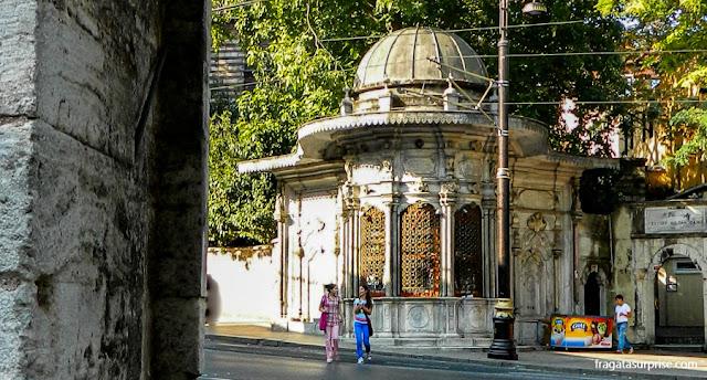 Bairro de Fatih, Istambul